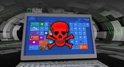 virus sistemas operacionais