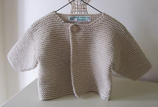 Style baby patterns cardigan knit free easy blue glider venus