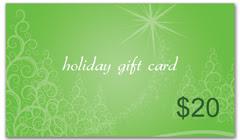CPS-1036 - salon coupon card