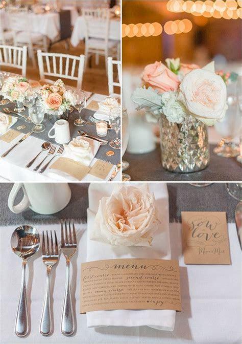 25  best ideas about Peach Wedding Theme on Pinterest