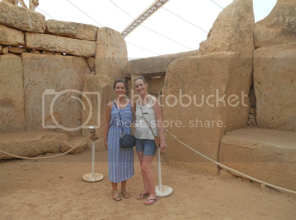 Mnajdra Ancient Temples Malta Travel Blogger