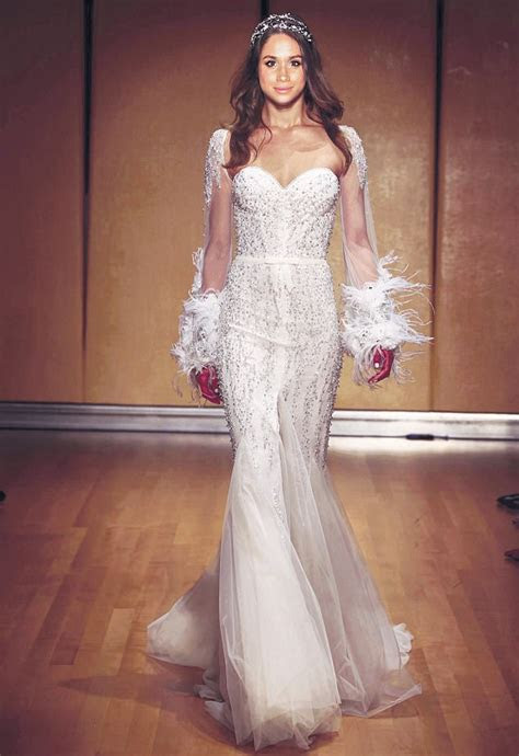 Will this be Meghan Markle's wedding dress designer
