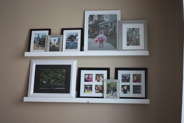 How To Arrange A Ledge Shelf Beingbrook