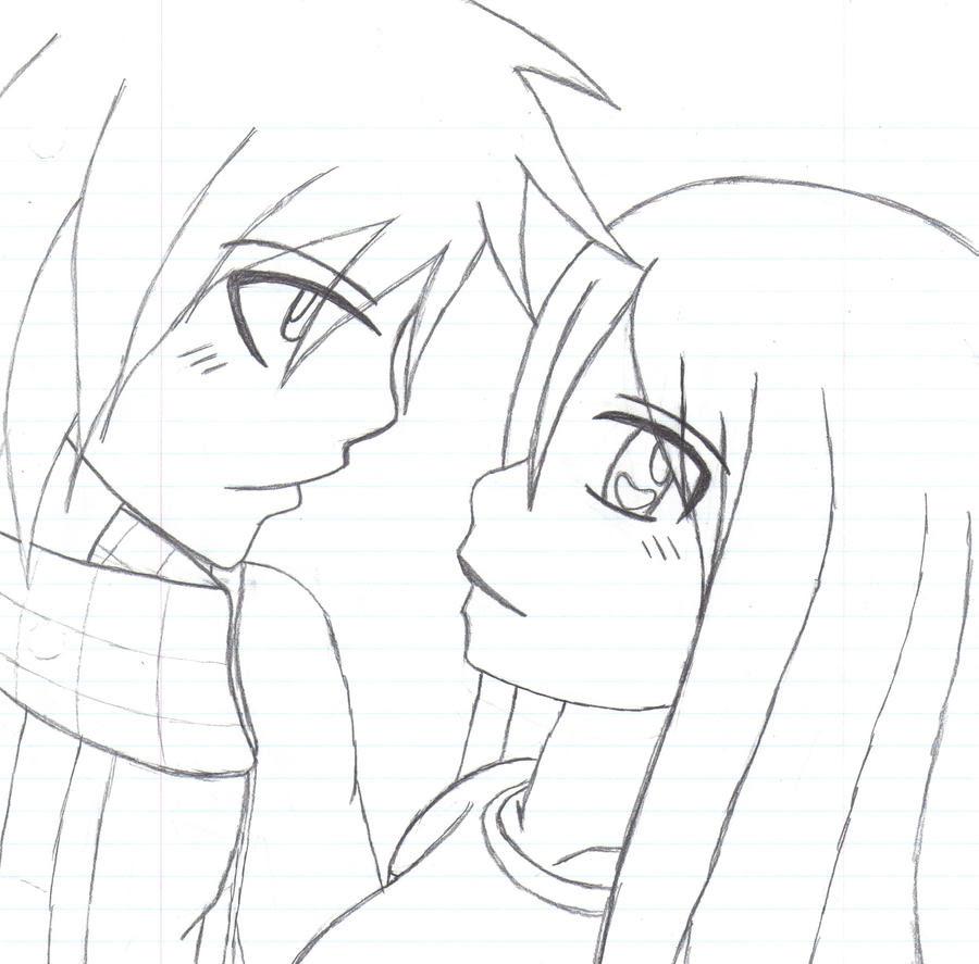 Dessin De Manga Fille Meilleure Amie Dessin De Manga