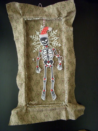 There's A Skeleton in the Christmas Closet