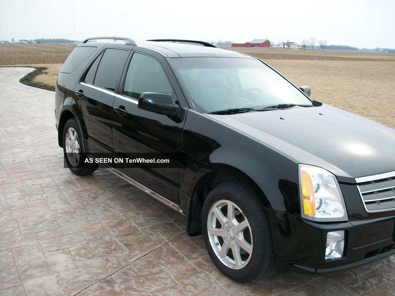 2005 Cadillac Srx Luxury Utility 4 - Door 3. 6l Awd Loaded