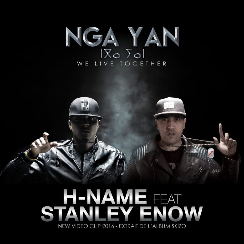 VIDEO: H-Name ft. Stanley Enow - Nga Yan (We Live Together)