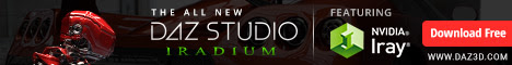 Download Studio 4.7, our 3D