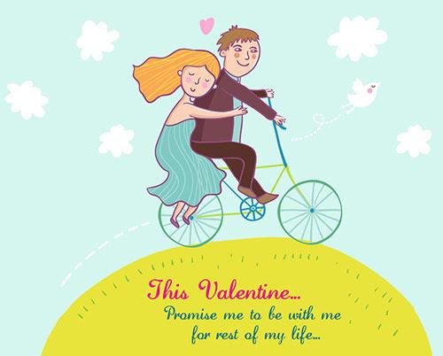My-Dear-valentine-Image