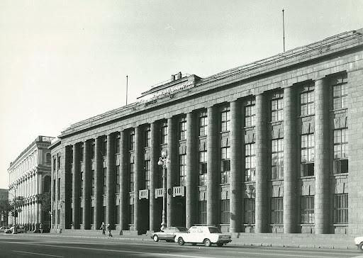 Германское Посольство. Дрезден банк