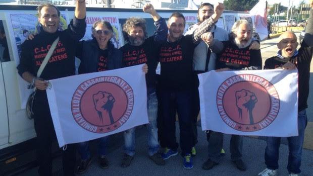 Redazione di Operai Contro, il 27 settembre 2016 il Tribunale di Napoli ha dichiarato nulli i licenziamenti dei 5 operai di Pomigliano. Lo stesso tribunale stabiliva il reitegro in fabbrica […]