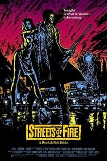 Where Was Streets Of Fire Filmed