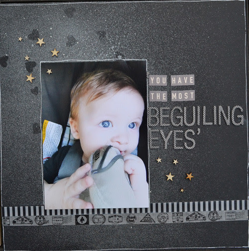 Beguiling Eyes