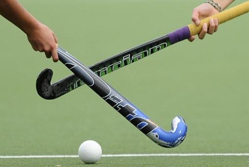 Hockey Game - Hockey Sticks