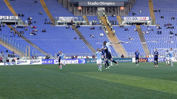 Lazio sell just 11 season tickets on first day of sale ...