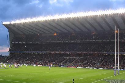 England vs. Samoa @ Twickenham