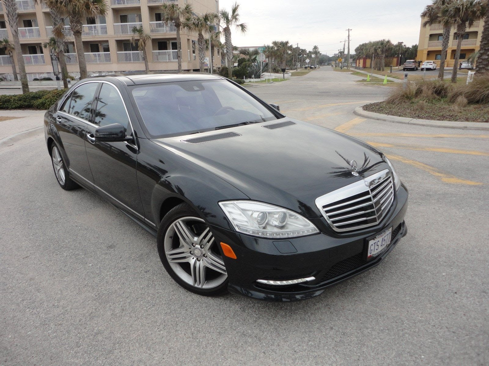 Amazing 2013 Mercedes-Benz S-Class AMG Sport Package 2013 ...