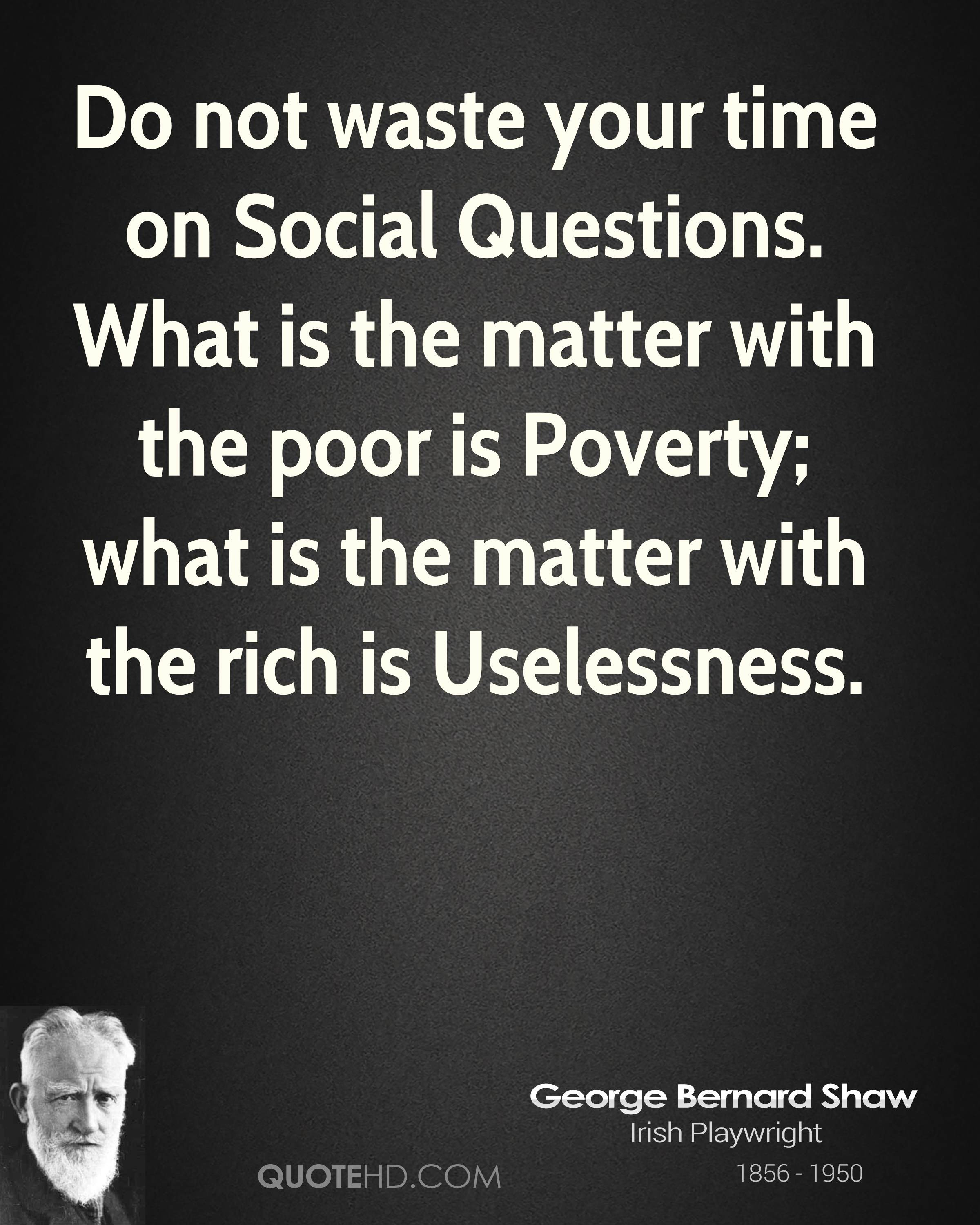 George Bernard Shaw Time Quotes Quotehd