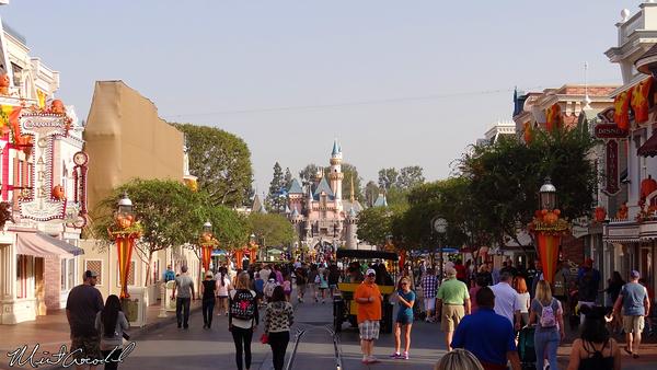 Disneyland Resort, Disneyland, Halloween Time, Main Street U.S.A.