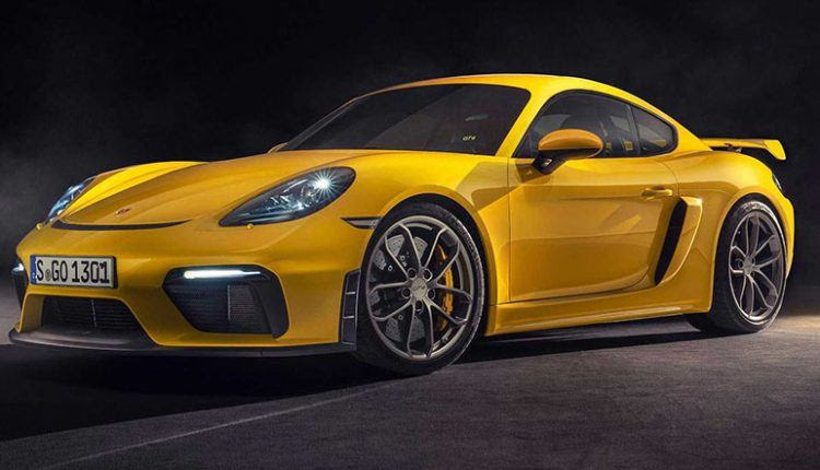 2021 porsche 718 unveiled with 7speed pdk for v6 models