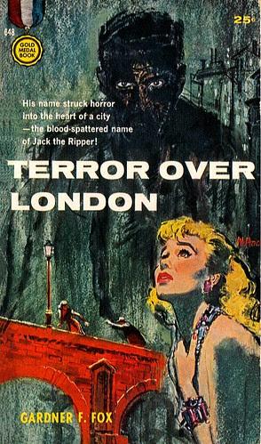 Terror over London