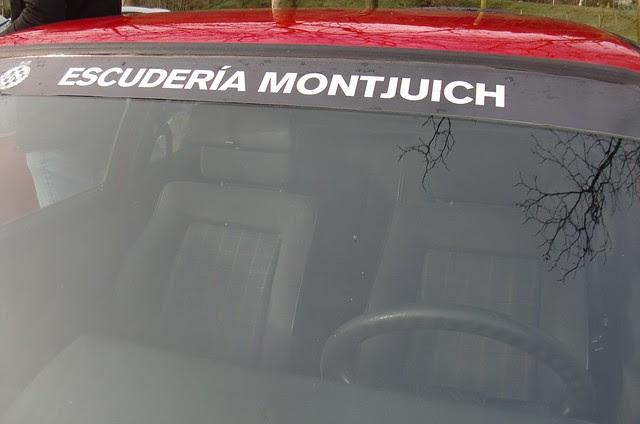 ESCUDERIA MONTJUICH