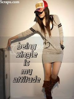Attitude Images Attitude Pictures Being Single Is My Attitude 24
