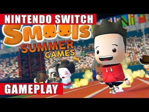 Smoots Summer Games Review   Gameplay