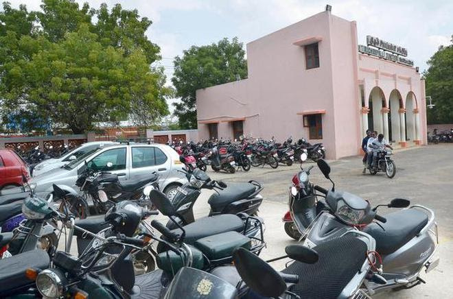 Image result for trichy railway junction parking