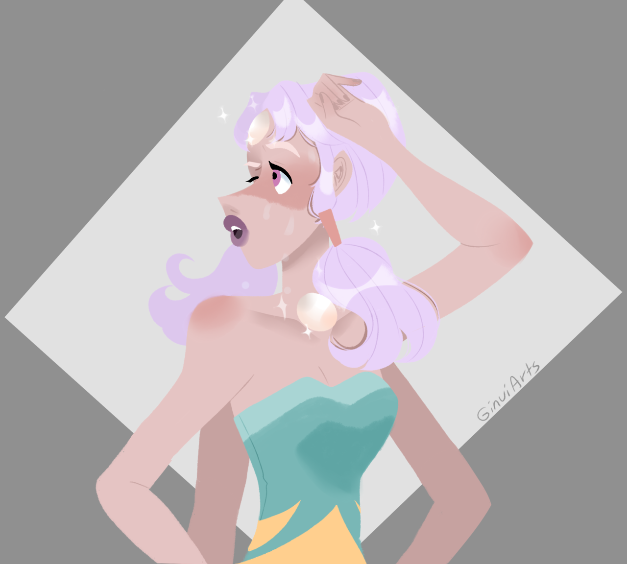 short haired opal request