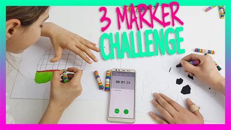 marker challenge boyama oyunu youtube