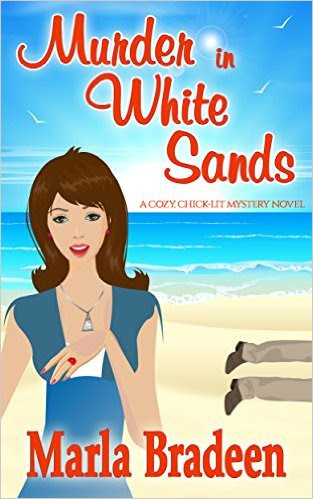 MURDER IN WHITE SANDS
