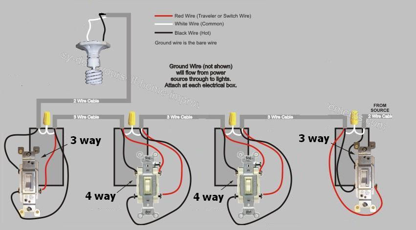 4 Way Wiring Diagram For Lights In Home Oil Furnace Wiring Diagram For Controller Bege Wiring Diagram
