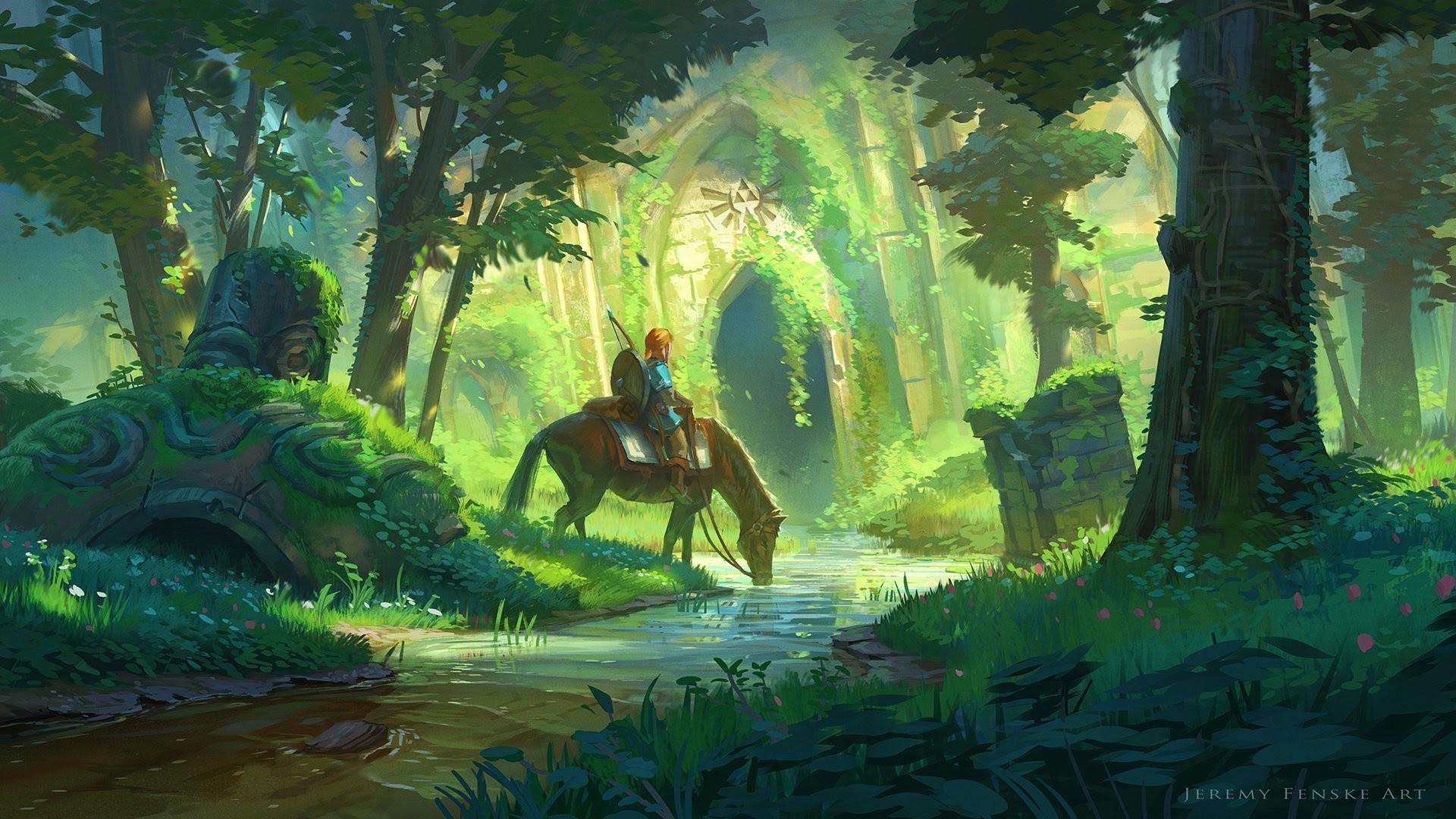 Legend Of Zelda Wallpaper 75 Images
