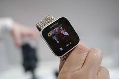 MWC Barcelona 2013  - Sony SmartWatch