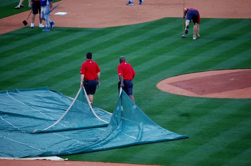 Braves Field Prep