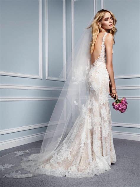 Monique Lhuillier Bridal Dresses 2019   FashionGum.com