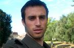 José Tedin, voluntario