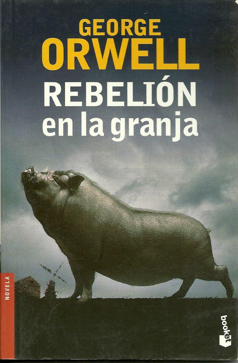 Resultado de imagen de rebelion en la granja portada