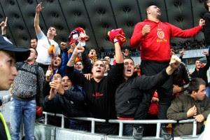Черногорские болльщики доставили своей федерации хлопот