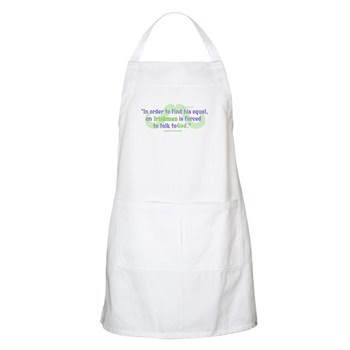God's Irishman Apron
