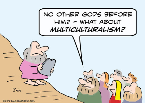 Image result for multiculturalism cartoons