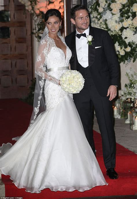 Celebrity Wedding Dresses That Wowed in 2015   OneFabDay.com