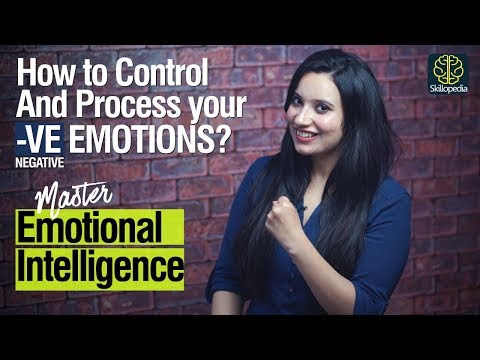 Emotional Intelligence - How to control your Negative Emotions & Thinking | Personality Development