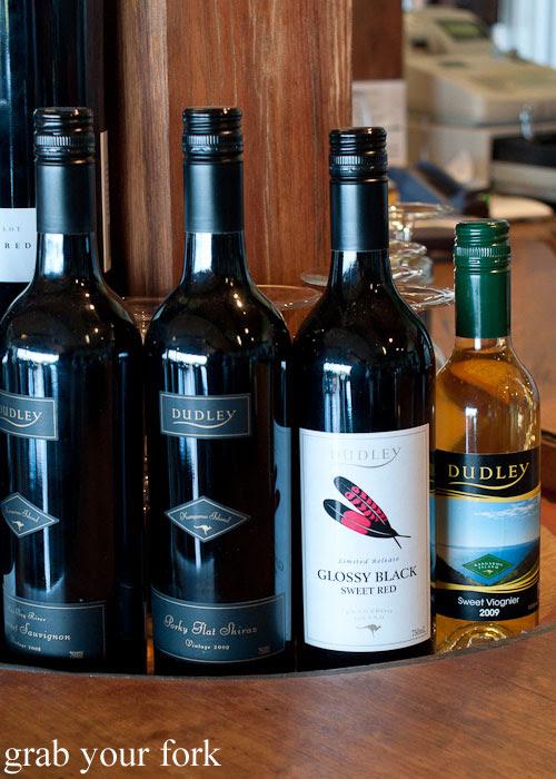Dudley wines, Kangaroo Island