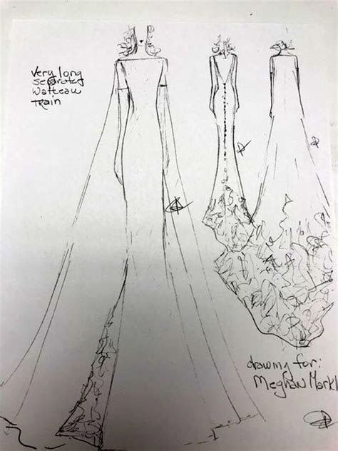 Meghan Markle?s Wedding Dress Predicted By Designers