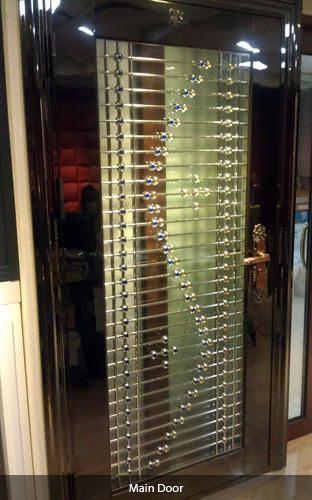 door gate design grill  | 312 x 500