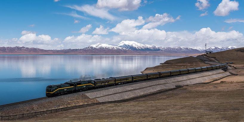 Ferrocarril Qinghai-Tíbet