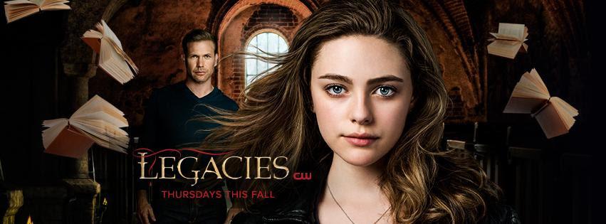 Resultado de imagem para The Legacies The CW