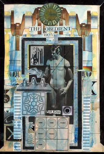 The Obedient Boy :Coin Operated